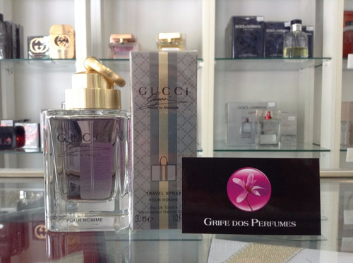 perfume gucci made to measure edt pour homme 30ml