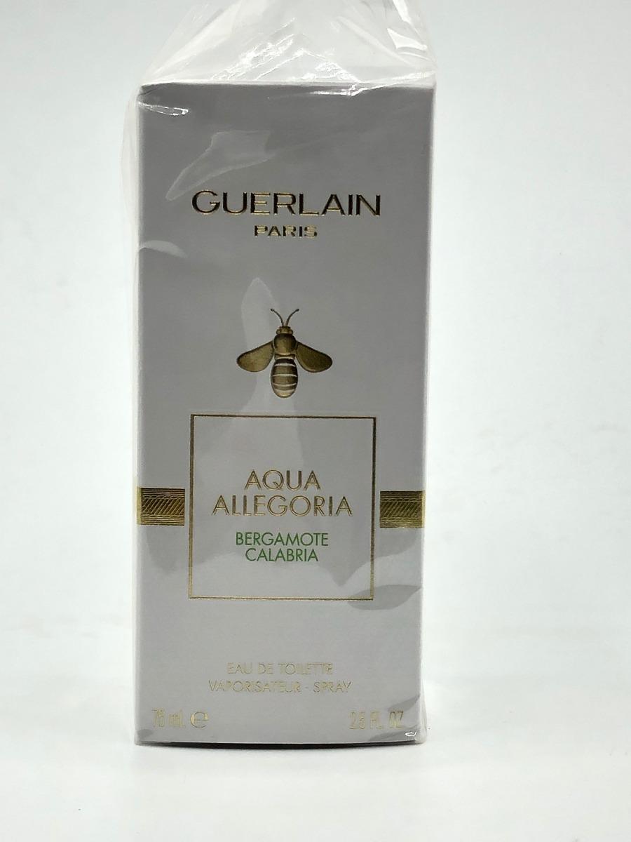 Calabria Guerlain Allegoria 75ml Perfume Fem Aqua Bergamote SpqUMjVGLz