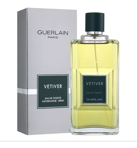 perfume guerlain vetiver masculino edt 100ml original