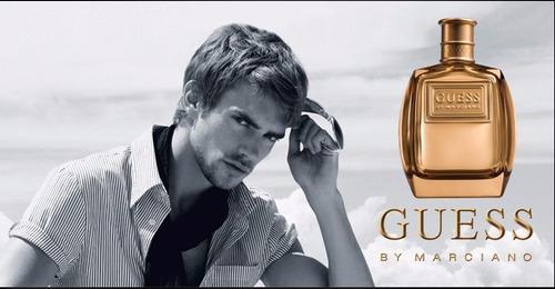 perfume guess by marciano hombre 100ml original.. no copias!