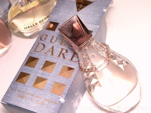 perfume guess dare guess 100ml edt original em 12x s/juros!