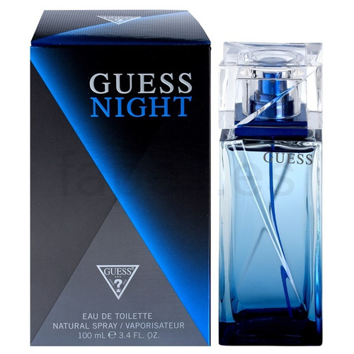 perfume guess night caballero 100ml