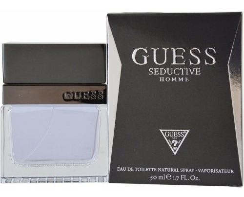 perfume guess seductive homme 50ml lacrado original