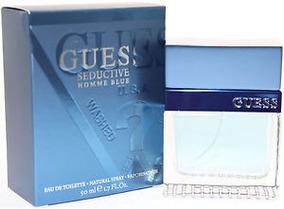 7067a25edb84cf Perfume Guess Seductive Blue 100ml Hombre Original. - Perfumes ...