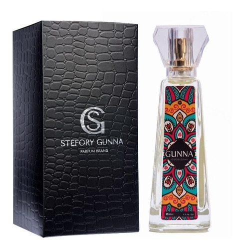 perfume gunna feminino gunna 50ml compre e ganhe 2 amostras