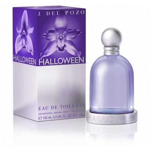 perfume halloween by jesus del pozo 100 ml women