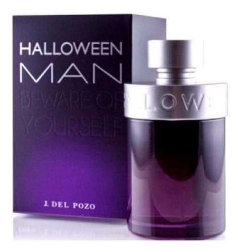 perfume halloween man --  jesus del pozo 125ml