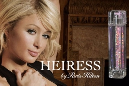 perfume heiress paris hilton 100ml mujer originales!!!