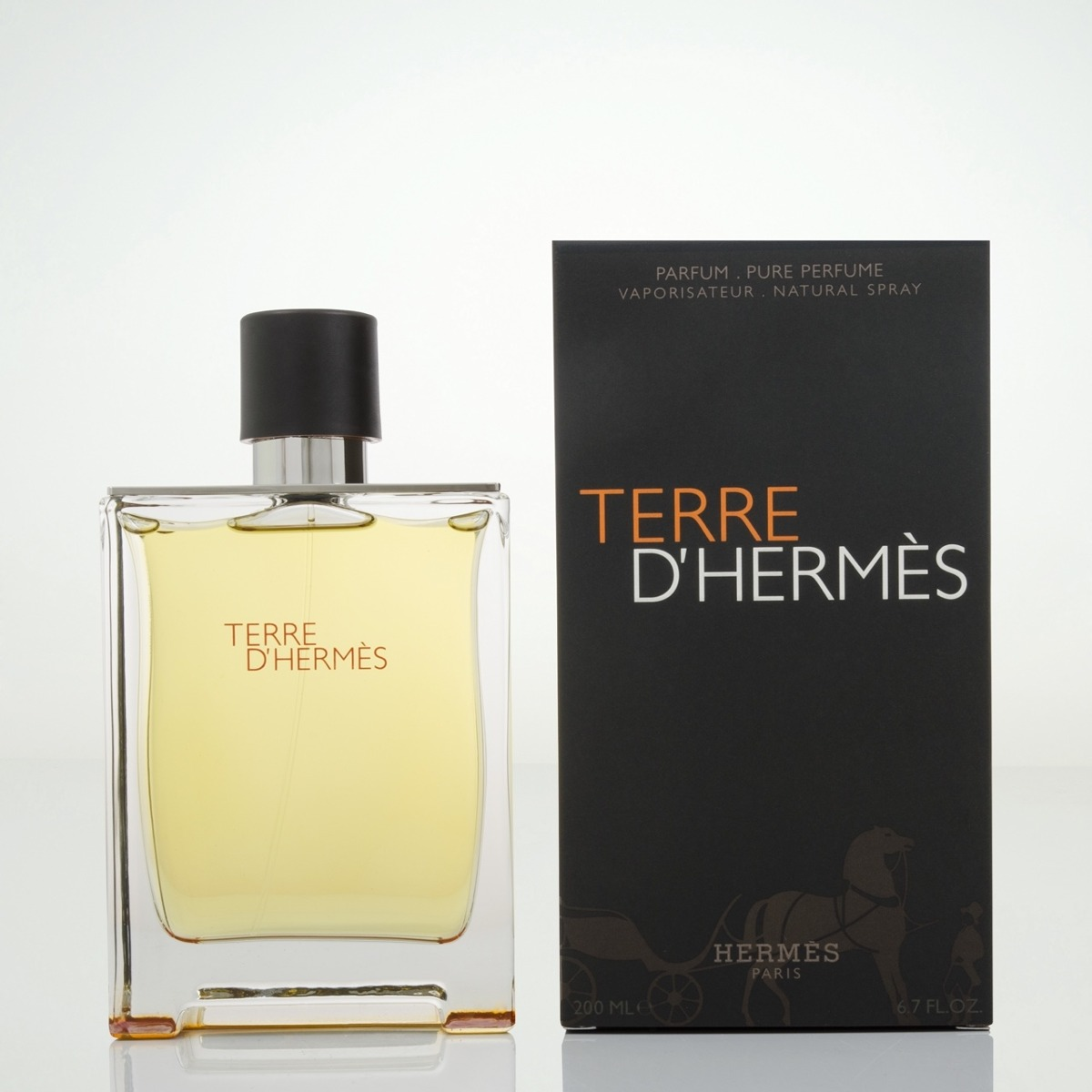 D'hermes Terre Hermes Único Pure Parfum 200ml Perfume eH2bDEIYW9