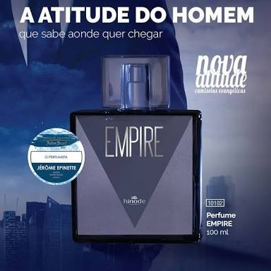 perfume hinode empire 100ml