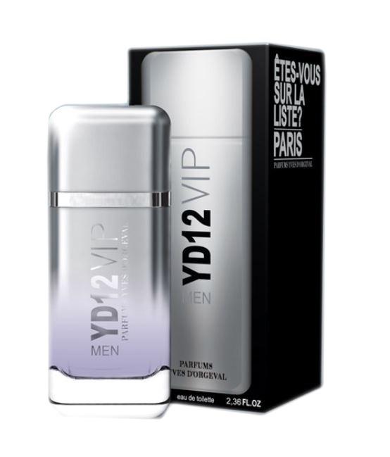 Vip 212 D' Menyves Perfume Hombre Paris100ml Orgeval n0mNOv8w