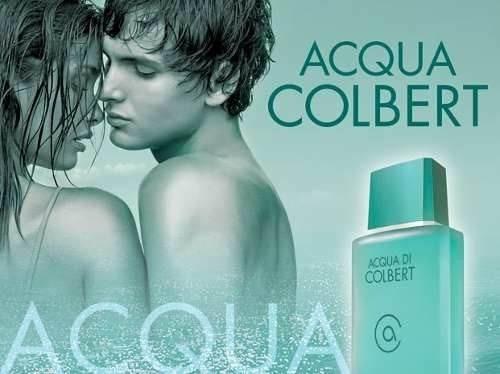 perfume hombre acqua di colbert eau de toillete 60ml + desodorante