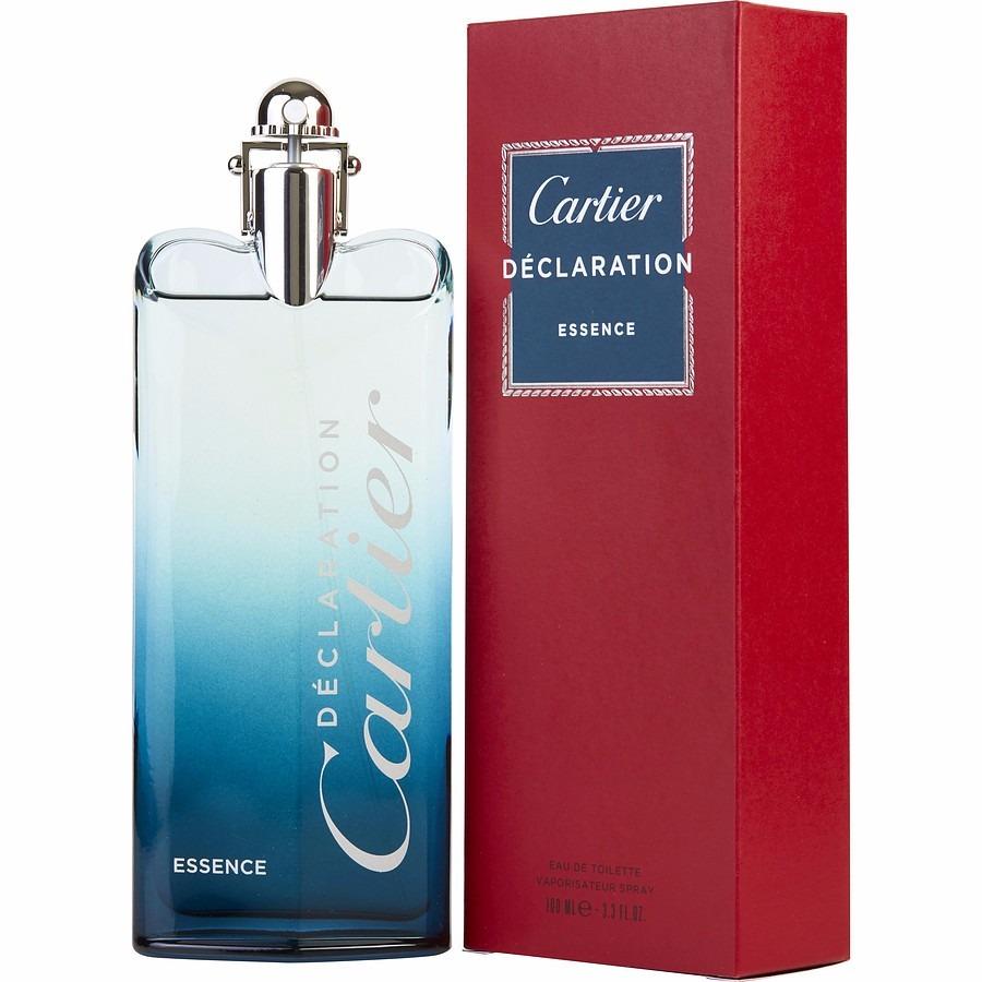 4e4f6ceec57 Perfume Original Hombre Declaration Essence Cartier 100ml ...