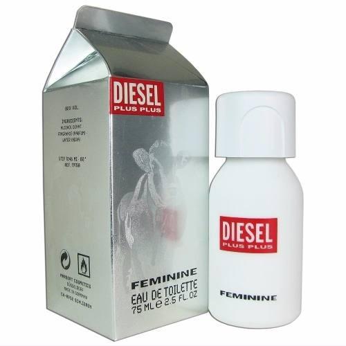 perfume hombre diesel plus plus 75 ml