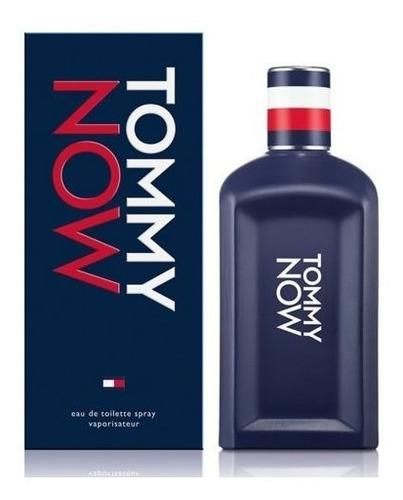 perfume hombre fragancia tommy now para hombre 30 t hilfiger