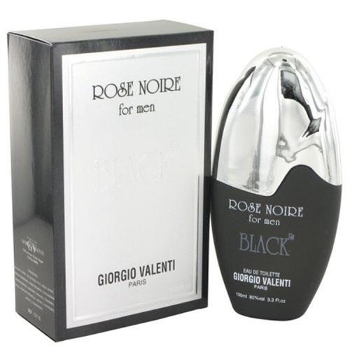perfume hombre original giorgio valenti rose noire 100ml
