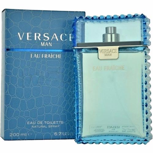 perfume hombre versace eau fraiche 200 ml