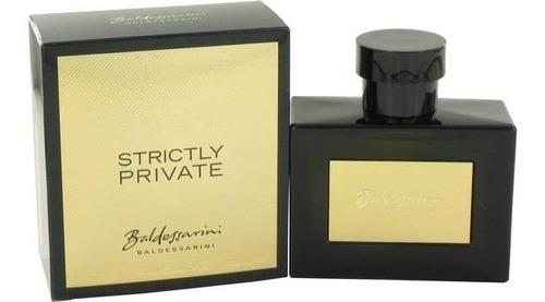 perfume hugo boss baldessarini strictly private 90ml edt