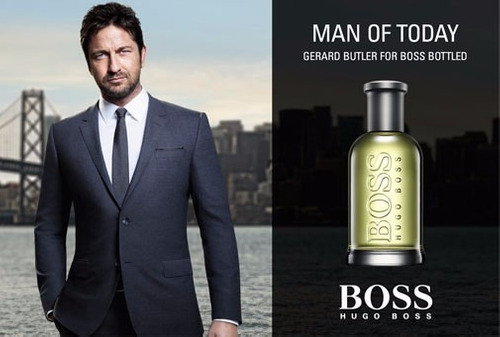 perfume hugo boss bottled 100 ml origi - ml a $1150
