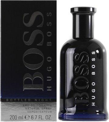 perfume hugo boss bottled night 200 ml men