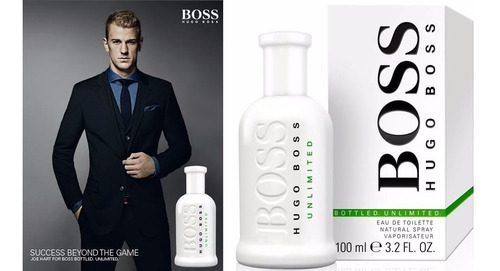 perfume hugo boss bottled unlimited 10 - ml a $1290