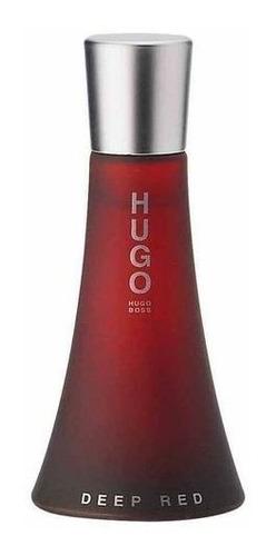 perfume hugo boss deep red feminino 90ml oficial
