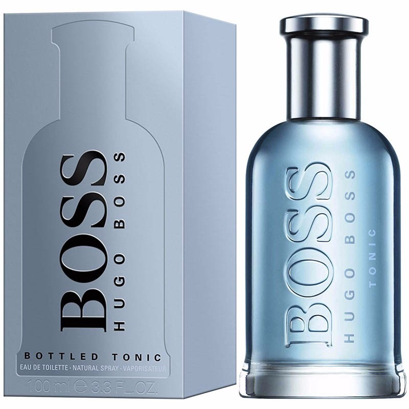 dc3a62d6 Perfume Hugo Boss Bottled Tonic 100ml Hombre Nuevo Original
