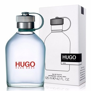 perfume hugo boss man 125ml edt verde original gigante teste