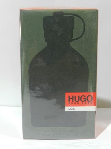 perfume hugo boss men original 200 ml