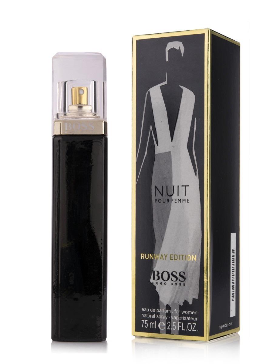 bbe21e8496 perfume hugo boss nuit pour femme intense dama original 75ml. Cargando zoom.