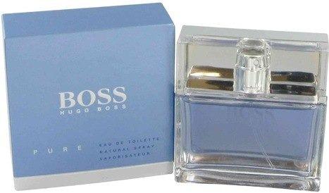 perfume hugo boss pure hombre 3oz 90ml original