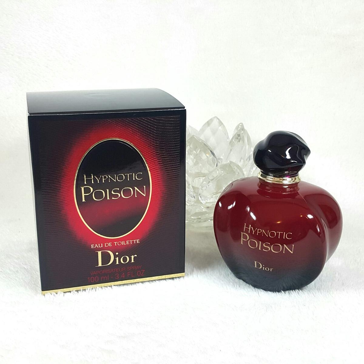 ec6039b1553 perfume hypnotic poison 100ml christian dior frete grátis !! Carregando  zoom.
