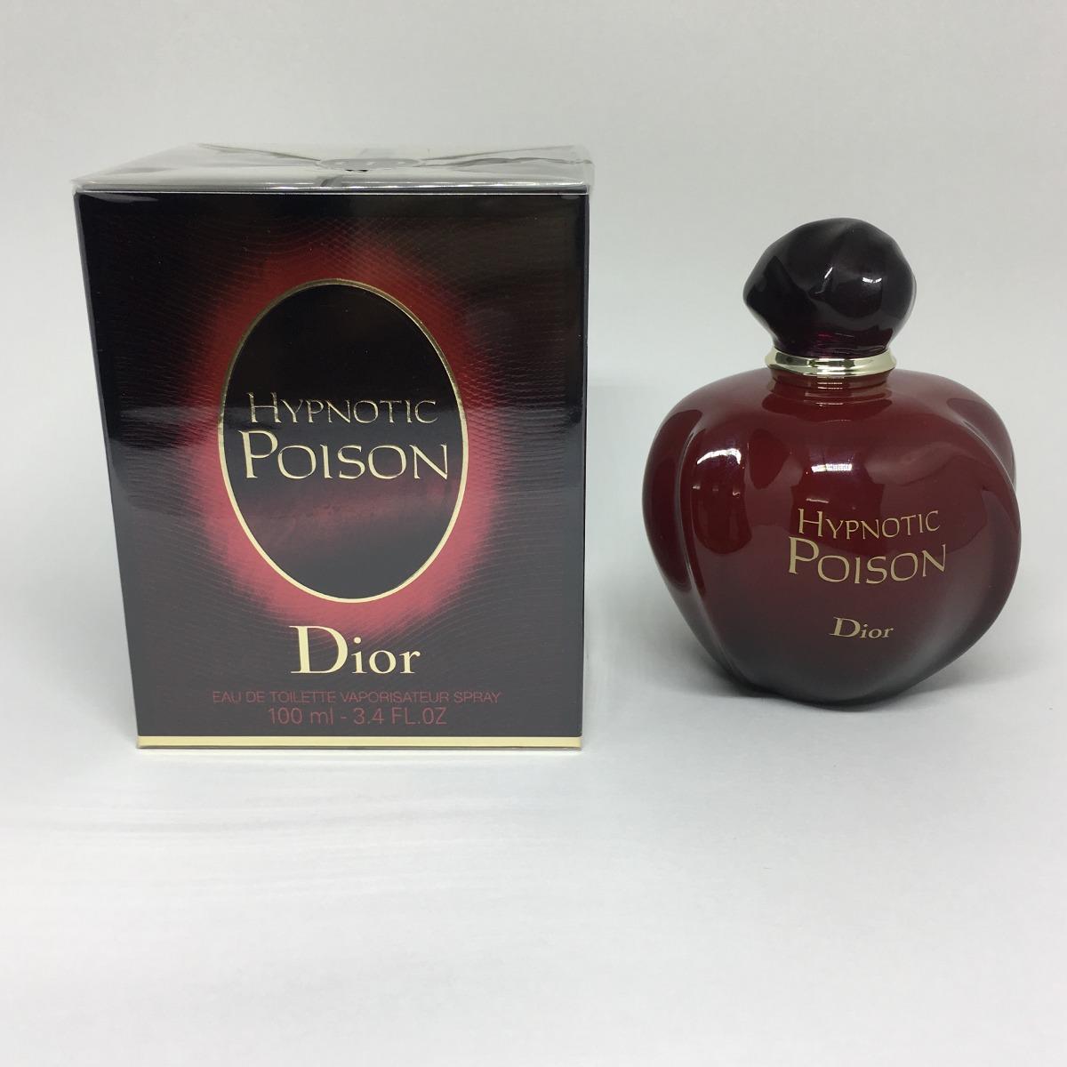 e616174b696 perfume hypnotic poison edt 100ml - 100% original. Carregando zoom.