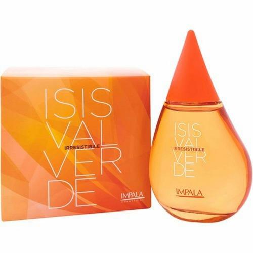 perfume impala isis valverde irresistible 150ml - feminino