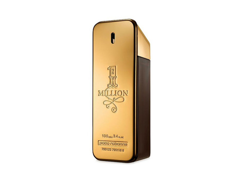 perfume importado 1 one million paco rabanne 100 ml for men