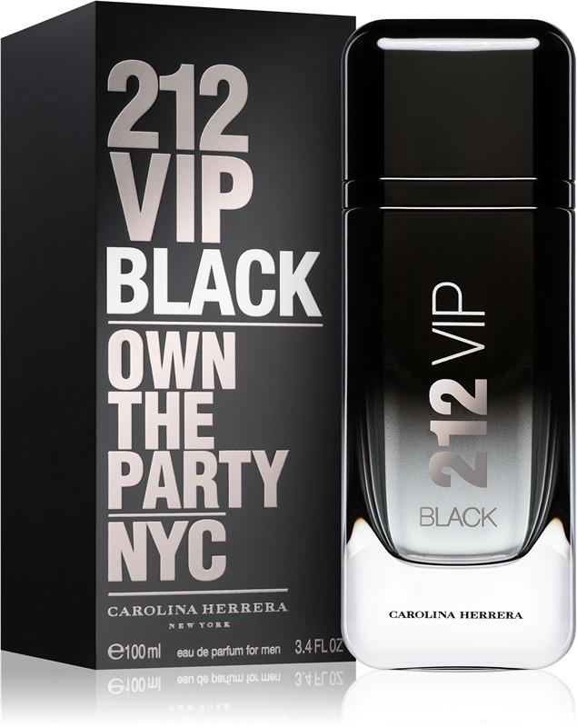 bf834d7ce perfume importado 212 vip black edp de carolina herrera 50ml. Cargando zoom.