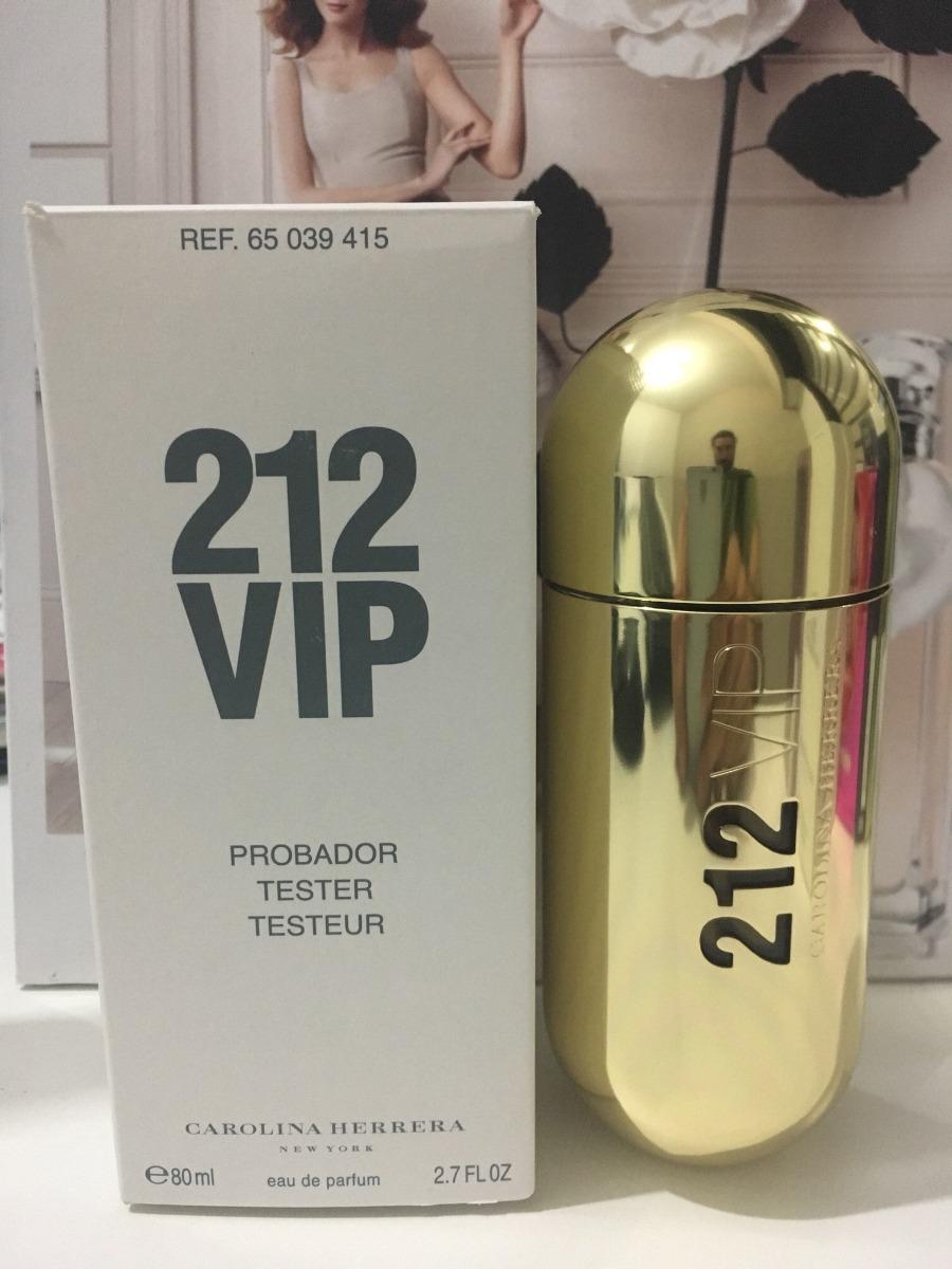 d54369b2d perfume importado carolina herrera 212 vip edp tester 80ml. Cargando zoom.