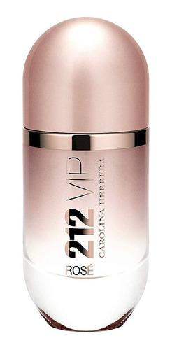 perfume importado carolina herrera 212 vip rosé edp 30ml