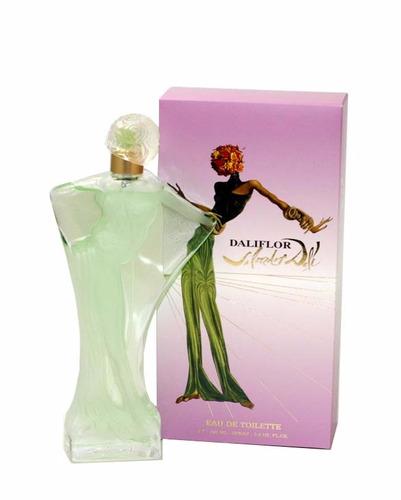 perfume importado |  daliflor  | salvador dalí|  raríssimo |