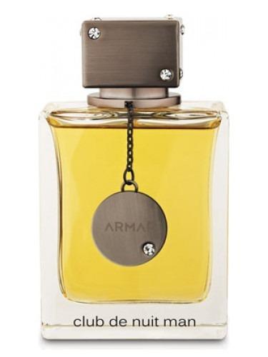 perfume importado de hombre armaf club de nuit 105m original