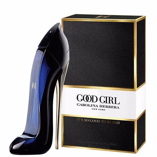 perfume importado de mujer good girl edp 80ml - cybermonday