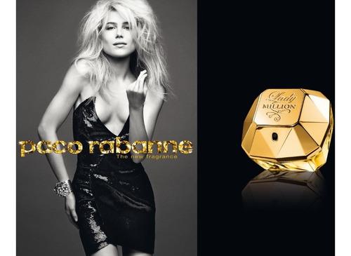 perfume importado de mujer lady million edp 80ml