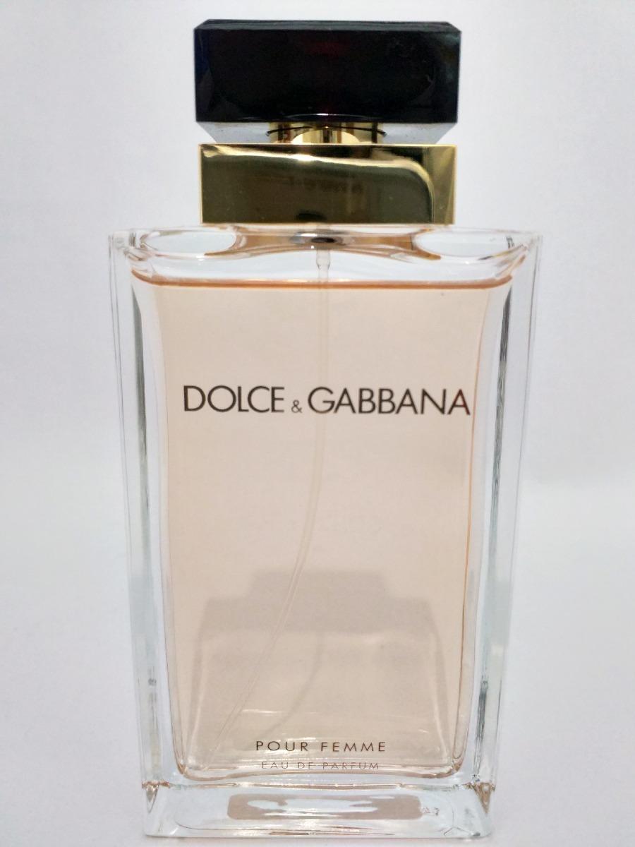 Importado Femme100ml Gabbana Dolceamp; Pour Perfume 7vYbIfg6y