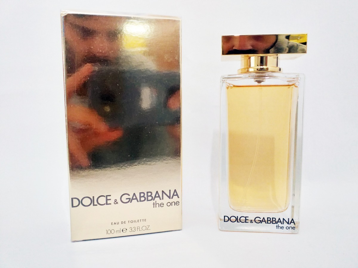 cac0e78565 perfume importado dolce gabbana the one women oferta 100ml. Cargando zoom.