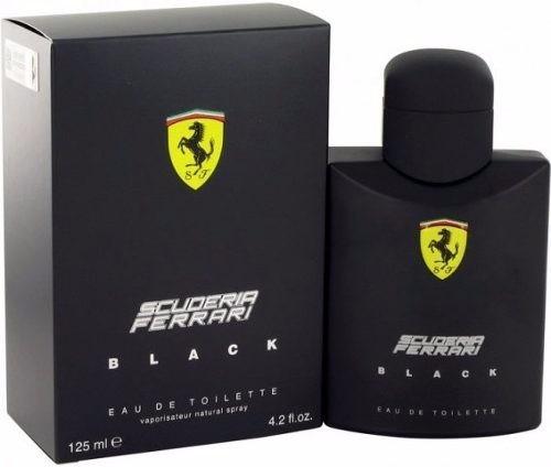 perfume importado ferrari black 125ml 100% original lacrado