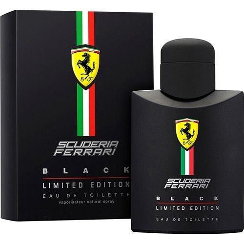 85ae0b6c3 Perfume Importado Ferrari Black - Eau De Toilette Com 40%off - R  179