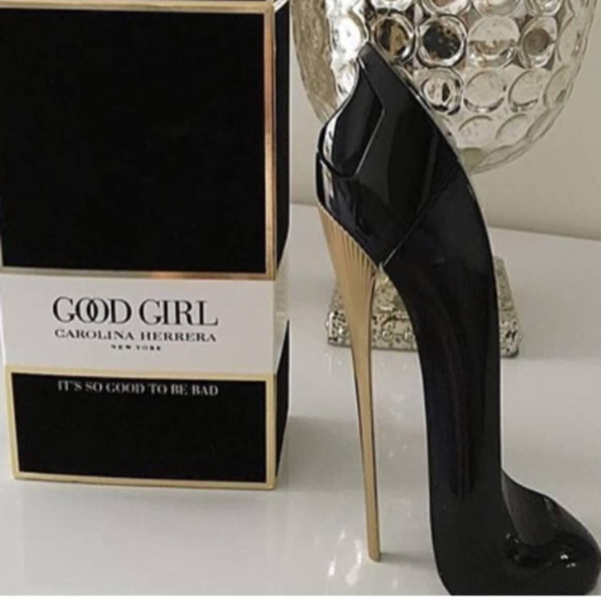 perfume importado good girl ch 80ml lacrado + selo original. Carregando  zoom. db05c5027e