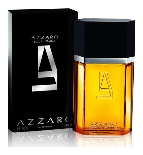 perfume importado hombre azzaro pour homme 100 ml original