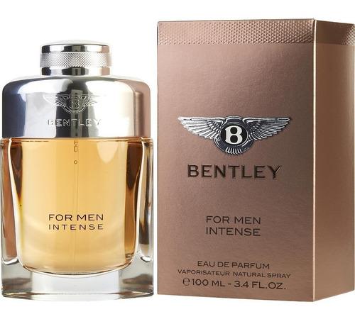 perfume importado hombre bentley intense 100 ml edp original