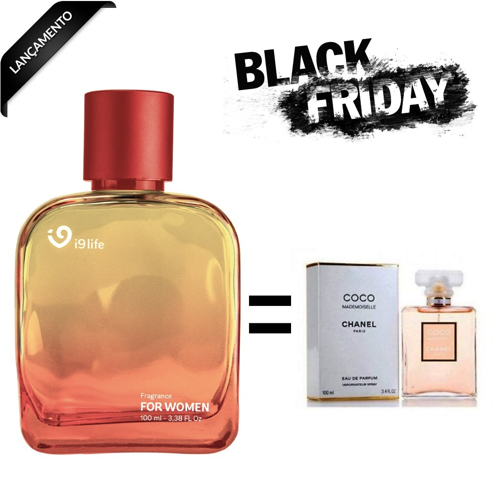 a5bf797dab perfume importado i9 life coco chanel original black friday. Carregando  zoom.